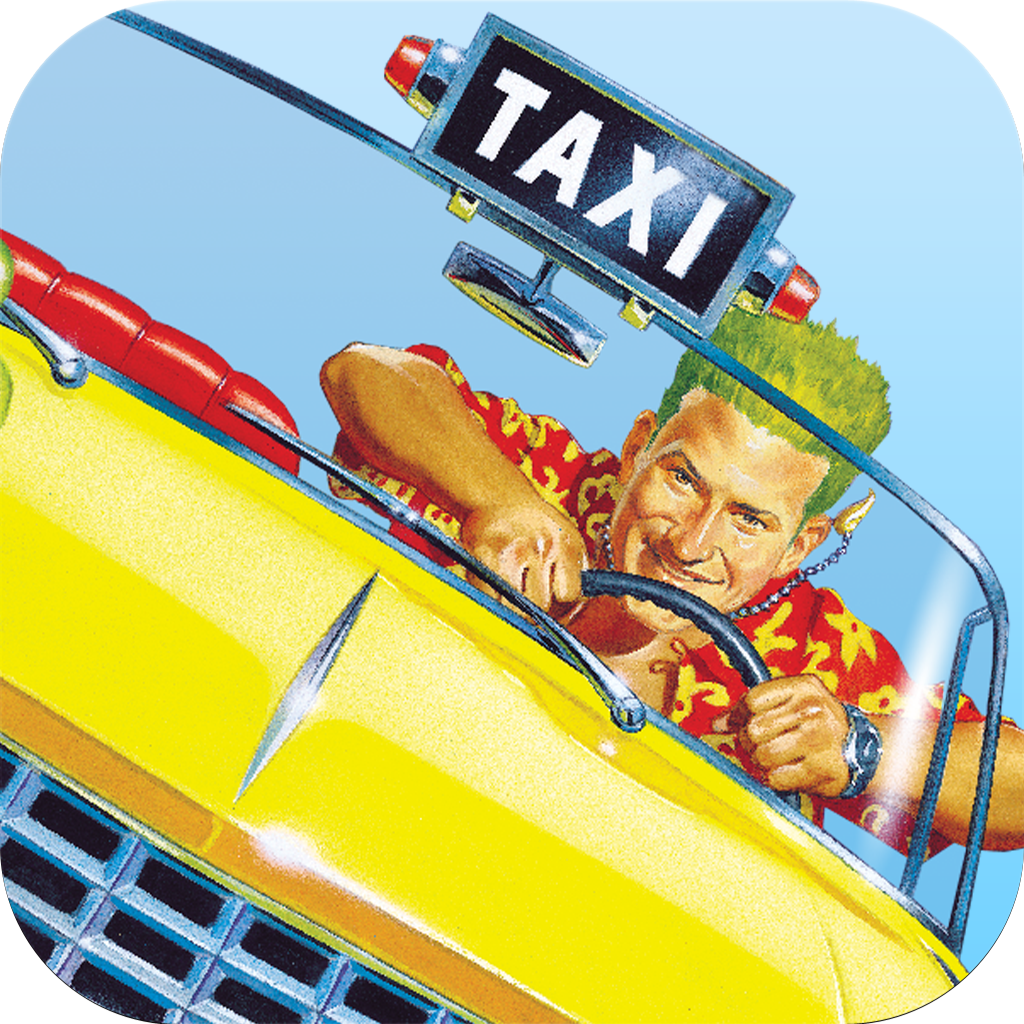Crazy Taxi iOS